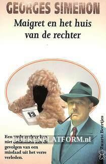 Maigret en het huis van de rechter