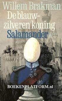 0564 De blauw-zilveren koning