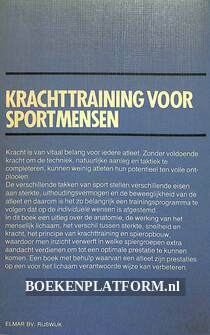 Krachttraining voor sportmensen