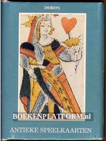 Antieke speelkaarten