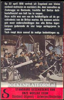 Zeebrugge en Oostende 1918