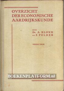Overzicht der economische aardrijkskunde