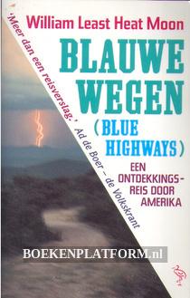 Blauwe wegen, een ontdekkings reis door Amerika