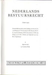 Nederlands bestuursrecht *