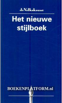 Het nieuwe stijlboek