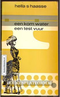Een kom water