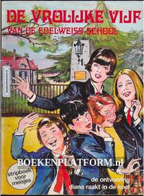 De Vrolijke Vijf van de Edelweiss school 1
