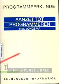Aanzet tot programmeren