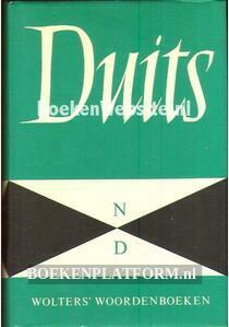 Kramer's Nederlands / Duits