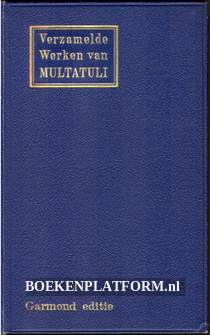 Verzamelde werken van Multatuli 9