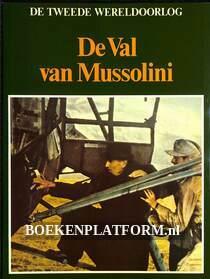 De Val van Mussolini