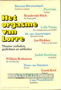 Het orgasme van Lorre