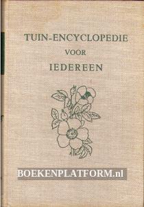 Tuin-encyclopedie voor iedereen