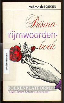 1135 Prisma rijmwoorden boek
