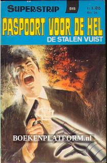 0515 Paspoort voor de hel