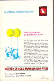 Professor Knap en zijn super-auto