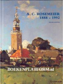 A.C. Rosemeier 1888-1992