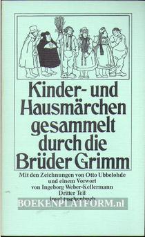 Grimm Kinder- und Hausmärchen 3