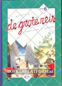De grote reis, groep 6 leesboek G