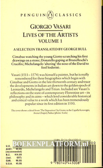 Lives of the Artists I