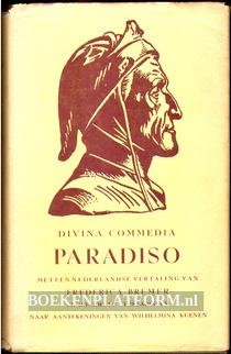 Divina Commedia III Paradiso