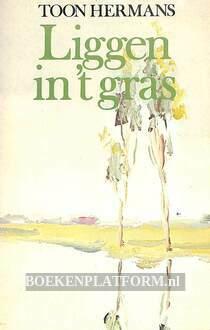 Liggen in 't gras