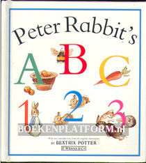 Peter Rabbit's ABC