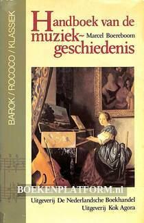 Handboek van de muziek-geschiedenis 2
