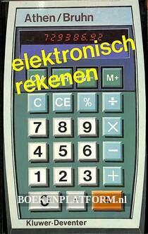 Elektronisch rekenen