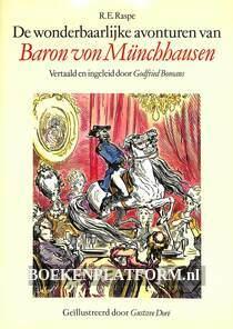 De wonderbaarlijke avonturen van Baron von Münchhausen