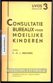 Consultatie bureaux voor Moeilijke Kinderen