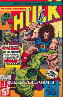 23 De Hulk