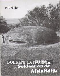 1940 Soldaat op de Afsluitdijk