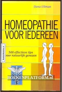 Homeopathie voor iedereen
