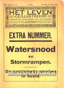 Het Leven, extra nummers Watersnood en Stormrampen