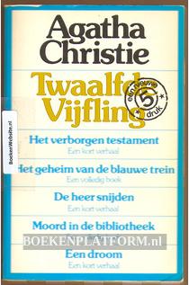 Agatha Christie Twaalfde Vijfling