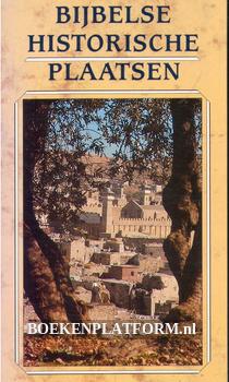 Gids voor bijbelse historische plaatsen