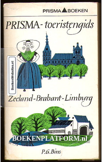 1081 Prisma toeristengids Zeeland