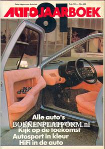 Autojaarboek 81