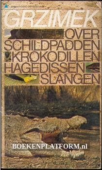 1715 Grzimek over Schildpadden, krokodillen