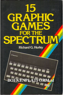 15 Graphic Games for the Spectrum