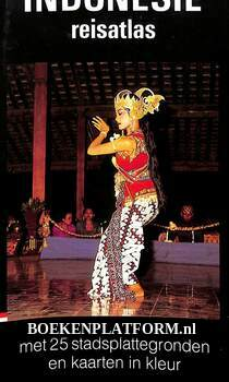 Indonesië reisatlas