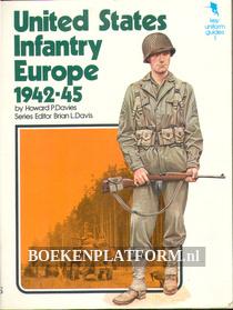 United States Infantry Europe 1942-45