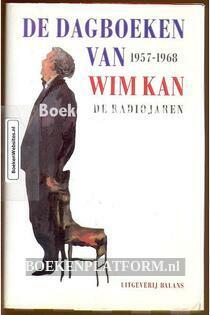 De dagboeken van Wim Kan 1957-1968