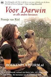 Voor Darwin en alle andere bavianen