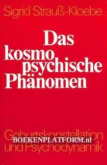 Das kosmopsychische Phänomen