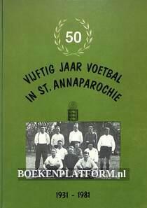 Vijftig jaar voetbal in St