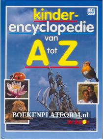 Kinderencyclopedie van A tot Z