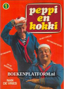 Peppi en Kokki 1