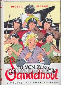 De zeven zusjes Sandelhout